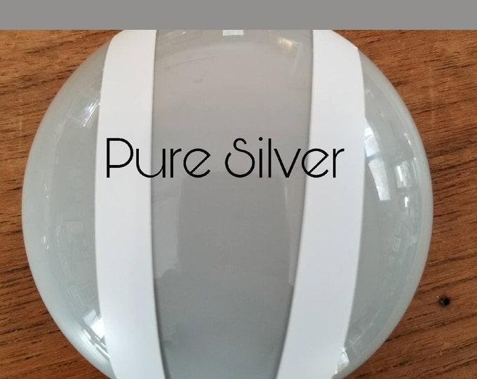 Bonnet ornament- Pure Silver