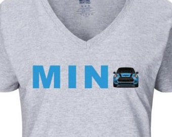 Electric Blue Hardtop MINI - WOMEN's
