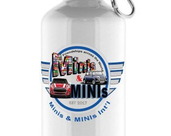 Minis & MINIs Int'l Water Bottles