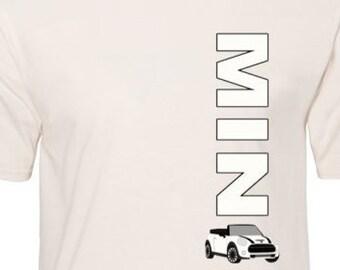 MINI Convertible Pepper White t-shirt