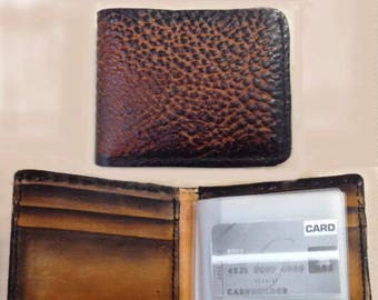 the Softy Bifold Wallet
