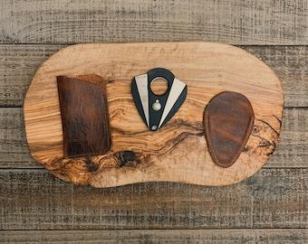 Kodiak / Bison Leather Slipcase / Case for Xikar Xi Cigar Cutter