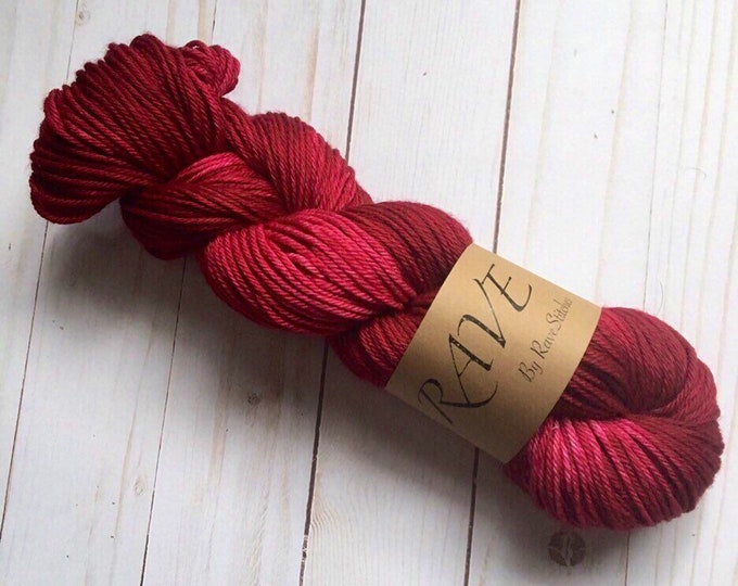 Dk weight 100% super wash merino yarn