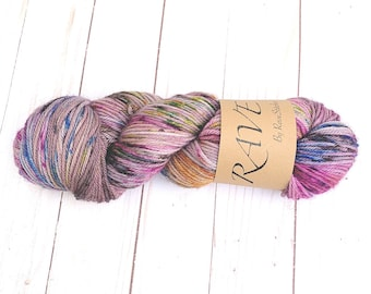 DK Weight 100%  Super wash Merino Yarn