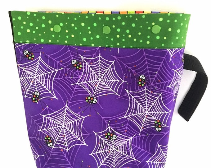 halloween Bag with snaps
