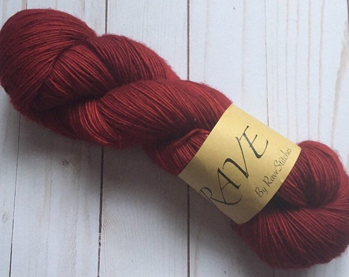 100% Single Ply Superwash Merino Wool