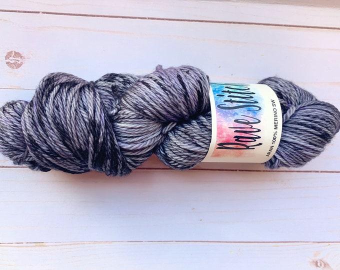 Aaron weight 100% Merino Nylon hand dyed super wash yarn