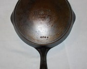 Wagner Ware 6 skillet with heat ring P N 1056