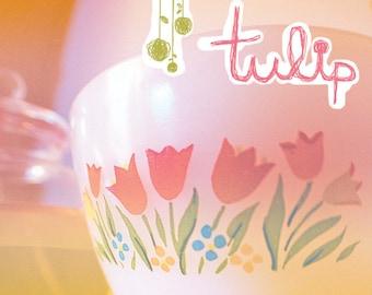 Tulip Zine (Vol 1) Beauty [ZINE PDF]