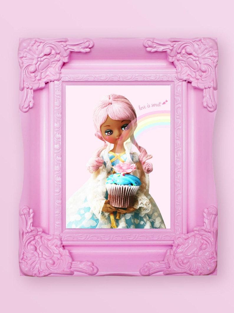 Love is Sweet POP Art Print image 0