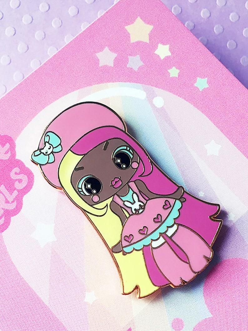 Magical Girl Nicki Minaj Pin image 0