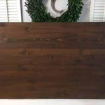 """24"""" x 36"""", Custom Wood Sign, Custom Home Decor, Custom Sign, Rustic wood sign, Wall Art, Custom Wood Signs, Custom Font, Custom Color"""