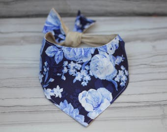 Flowers //  Dog Bandana
