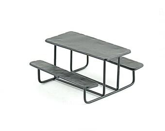 Metal Picnic Table Etsy - Picnic table supplies