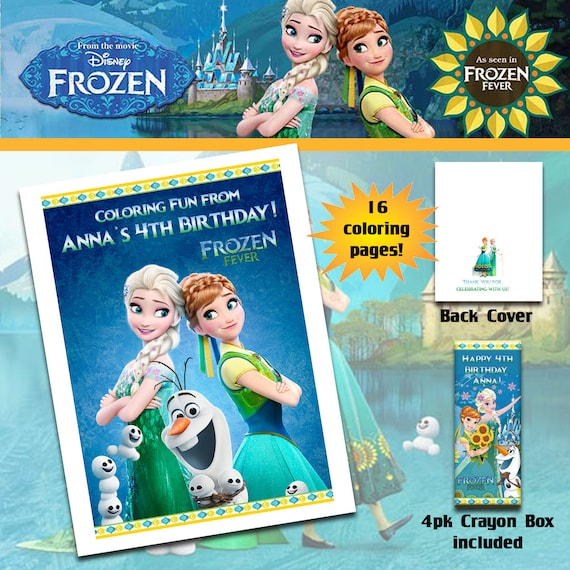 Elsa Coloring Book
