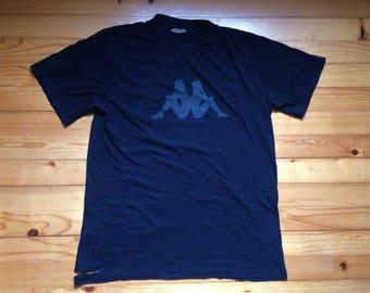 040cca3e068 Vtg KAPPA distressed t-shirt tee shirt • 80s 90s Hip hop Rap Vintage Retro  Old school   Nike Adidas Gosha Kani Gucci Versace Puma   size XL