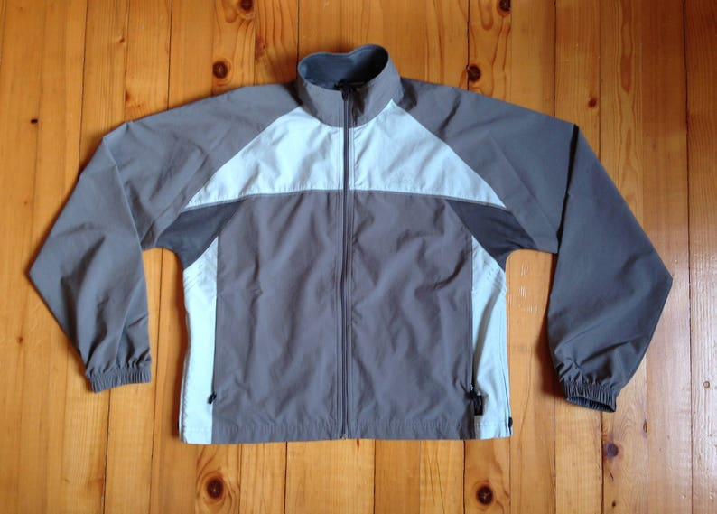 7429c6cd2ec9 Vtg ADIDAS windbreaker jacket 80s 90s Hip hop Rap Vintage