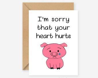 sympathy cards etsy au