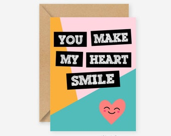 Birthday Card Funny Love Boyfriend Girlfriend Husband Anniversary Greeting Cards