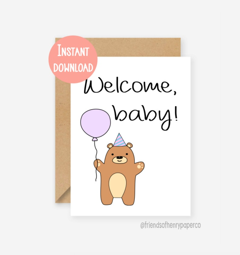 photograph relating to Printable Baby Cards called Printable youngster card, humorous youngster card, little one congratulations card, congrats, boy or girl card, humorous refreshing kid card, contemporary little one, child lady, youngster boy