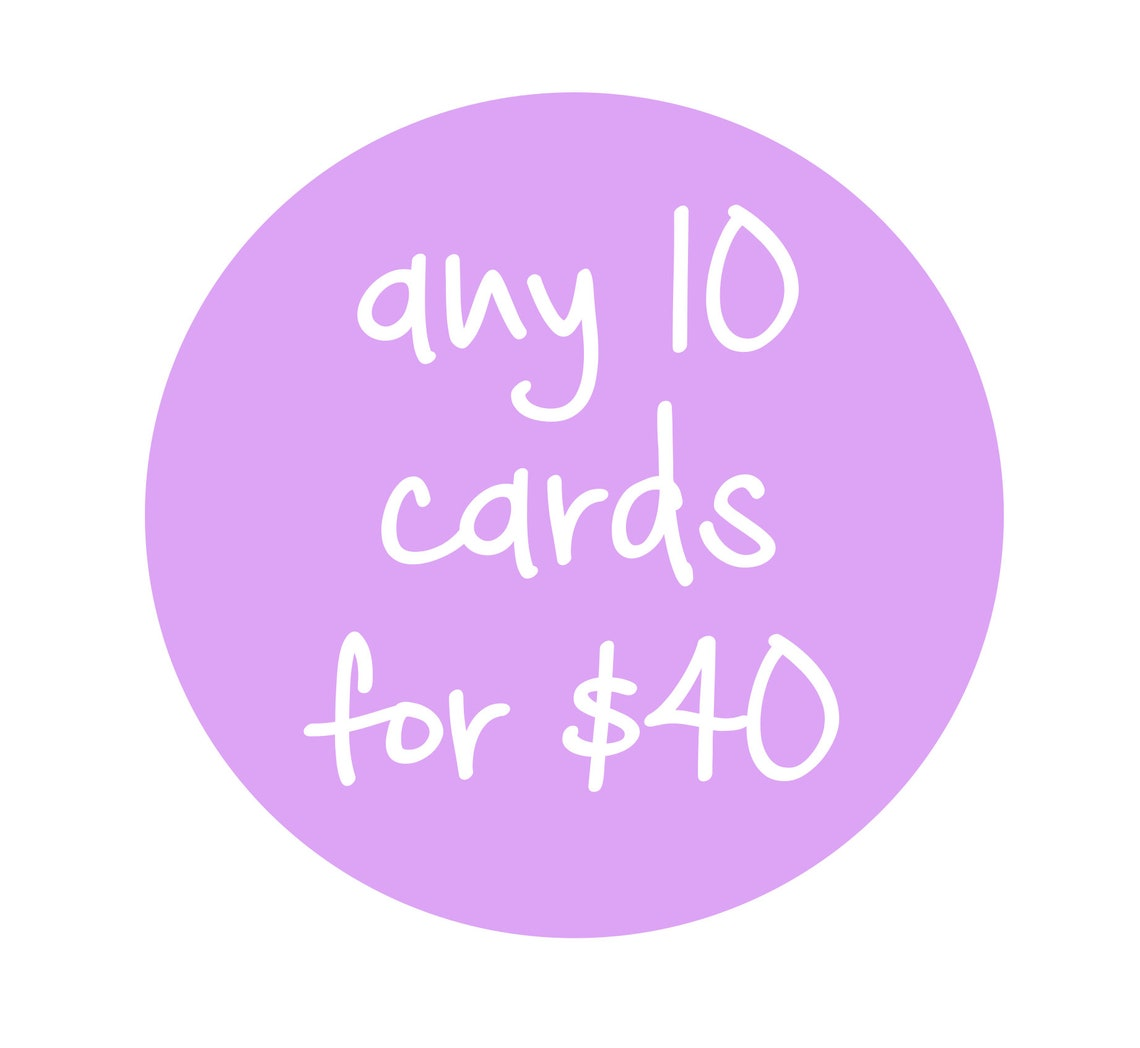 printable card housewarming card goodbye card miss you  etsy