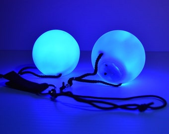 LED Leuchten Poi Ball Set (paar)