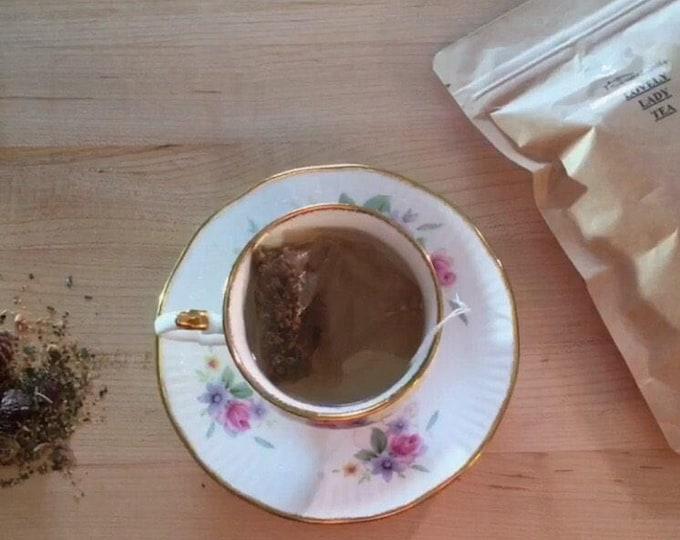 Herbal bagged  tea (12 Bags)