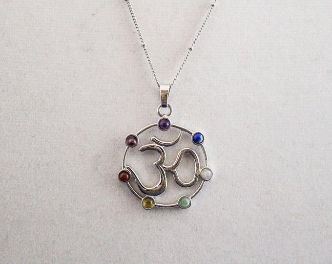 Chakra Symbol Necklace