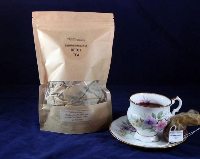 Anti-Chlorine/Floride Detox Tea 12 bags