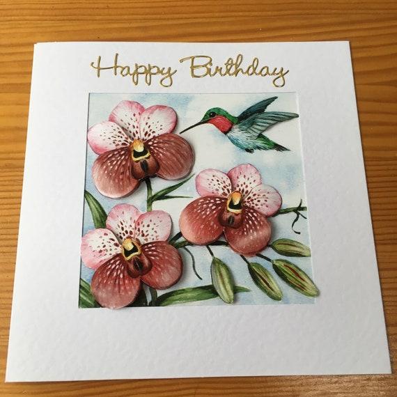 Largh 3d birthday cards.