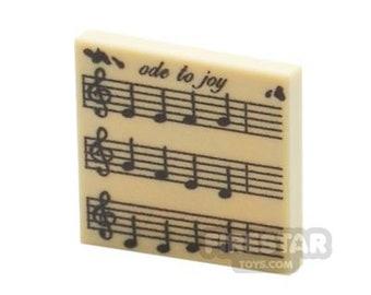 Piastrelle musicale etsy