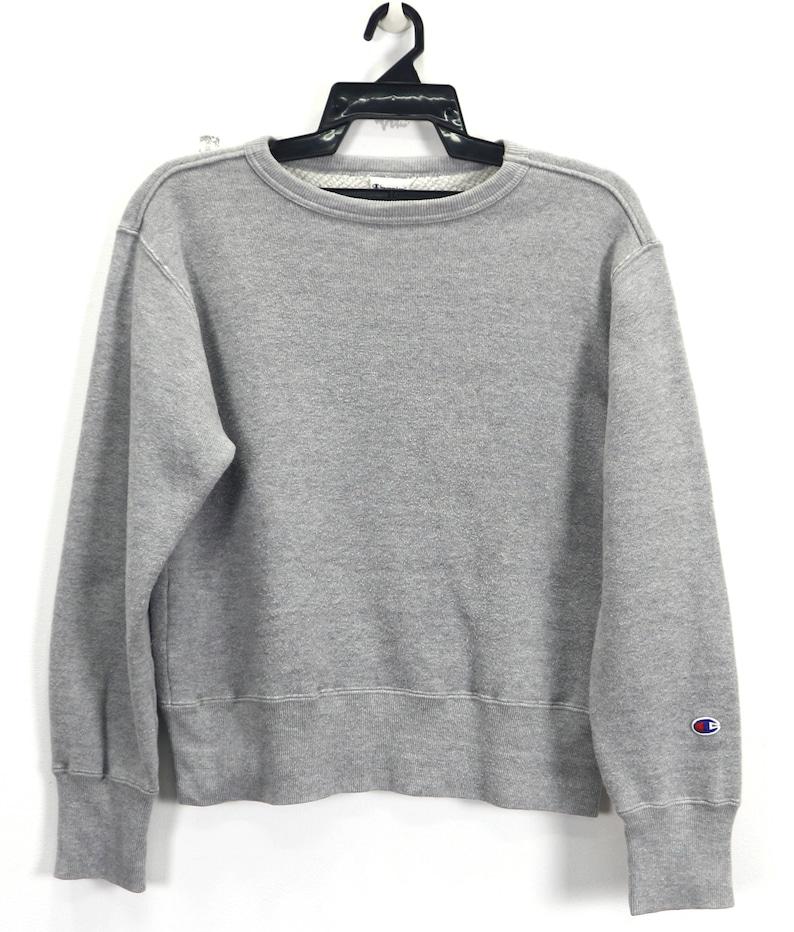 Champion Tech Weave sweatshirt sweater crewneck jumper pullover size l long sleeve