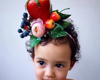 Berries Headpieces