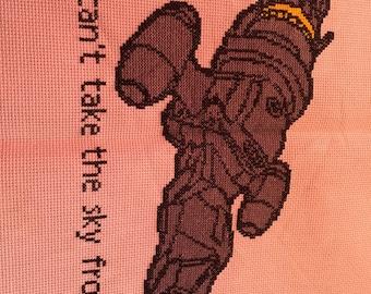 Firefly Serenity Cross Stitch