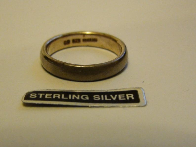 plain sterling band
