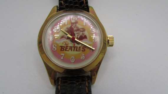 Beatles watch by Quemex