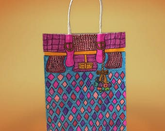 Bachelorette Gift Ideas Bridal Shower Gift Bags Bridal Etsy