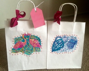 BACHELORETTE GIFT BAGS, Goodie Bags, Bachelorette Goodie Bags, Bachelorette Party Favors, Bachelorette Party, Gift Ideas
