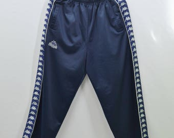 Ellesse Tracksuit Ellesse Pants Vintage 90's Ellesse Taped
