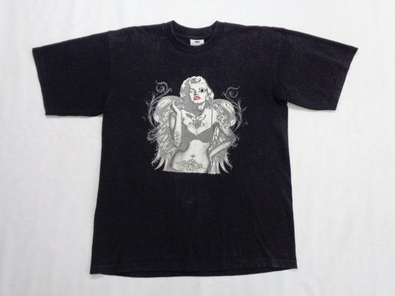 Marilyn Monroe Shirt Vintage Marilyn Monroe T Shir