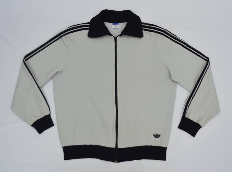 Veste 14 zip Adidas One World Vintage Rare