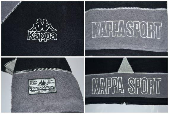 Kappa Jacket Vintage Kappa Windbreaker Vintage 90… - image 5