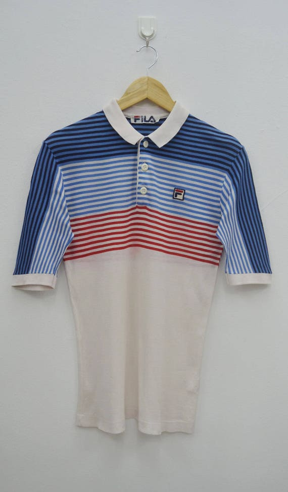 17626b93 On Sale Vintage 90s Fila Villas Green T Shirt Rare Bjorn Borg Guillermo  Villas Zu9hoAOg