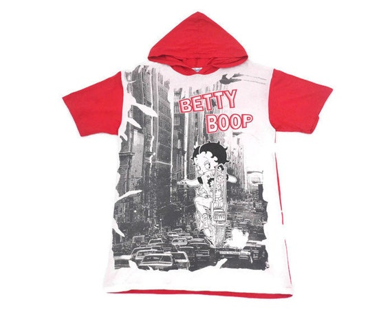 Betty Boop Shirt Vintage Betty Boop T Shirt 90s Be