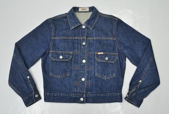 Guess Jacket Vintage Guess Denim Jacket 90s Guess