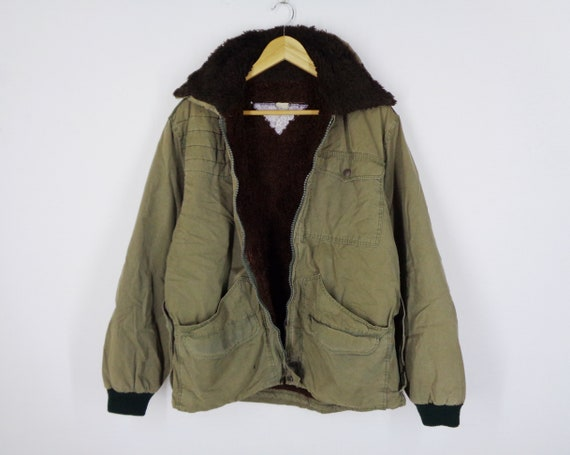 Air Force Jacket Vintage Air Force Parka Vintage A