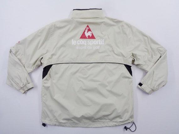 Le Coq Sportif Jacket Le Coq Sportif Windbreaker L