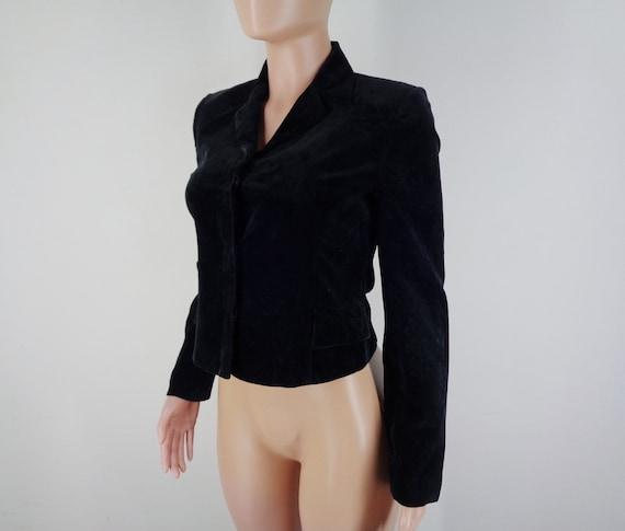 LANVIN Women Jacket Vintage 90s Lanvin Collection Jacket Size Women 36