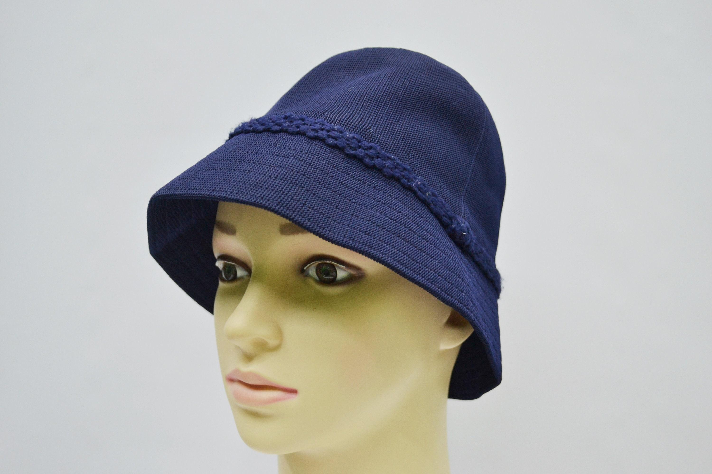 26b4931e4f7 Kangol Hat Kangol Cloche Hat Vintage Kangol Design Bucket Hat