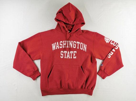 Washington State Cougars Hoodie Vintage Champion P
